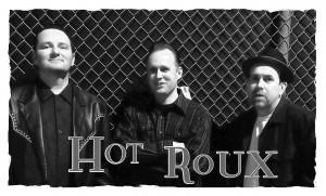 Hot Roux Jerry Brent Tommy rough edges (2)