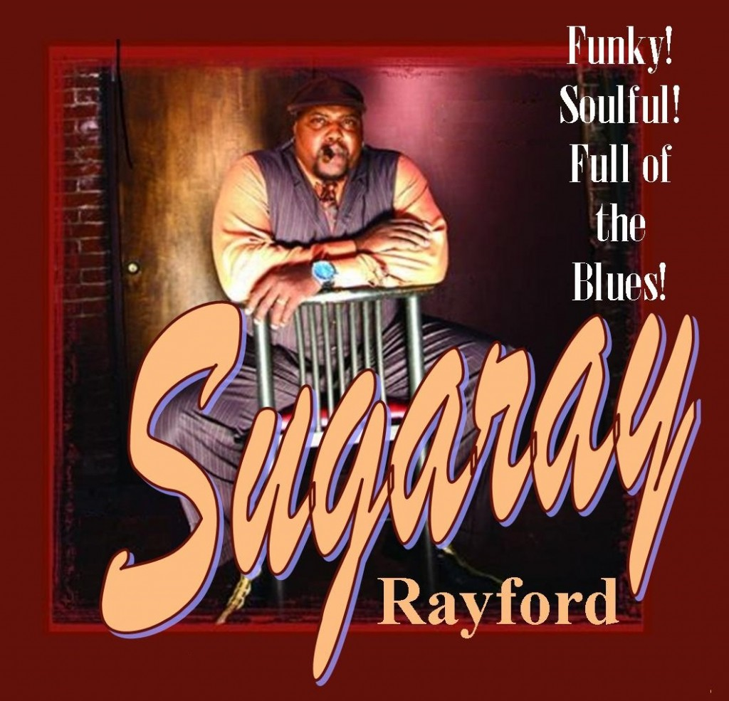 Sugaray Rayford - WEB